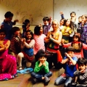 Indian dance party for 7th birthday