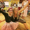 Leela's dance party