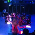 Light up dance floor for today's dance party